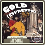 Espresso Gold Coffee <BR>(1/2 lb Bag)