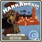 Marrakesh Gourmet Coffee Blend (1/2 lb Bag)