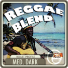 Reggae Coffee Blend <BR>(1/2 lb Bag)