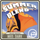 Summer Coffee Blend <BR>(1/2 lb Bag)