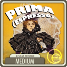 Espresso Prima Coffee <BR>(1/2 lb Bag)