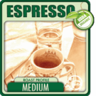Organic Fair Trade Espresso (1/2 lb Bag)