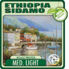 Organic Ethiopia Sidamo Fair-Trade Coffee <BR>(1/2 lb Bag)