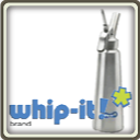 Whip-it! Specialist Plus Whipped Cream Maker <BR>(1 Liter)