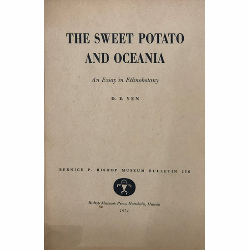 The Sweet Potato in Oceania