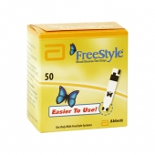 FreeStyle Test Strips Box Of 50