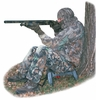 Turkey Hunting Seat with call pouch