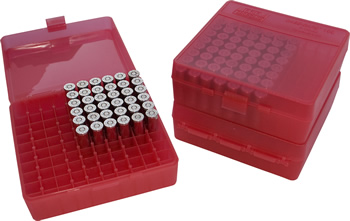 P-100-45 in Clear Red