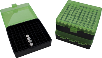 P-100-45 in Clear Green/Black