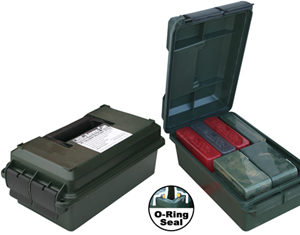 AC30C-11 - 30 Cal Short Ammo Cans in Forest Green