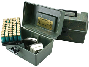 SF-50-10-09 Shotshell case 10 Ga. 50 round