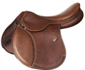 Marcel Toulouse Annice Double Leather Genesis Close Contact Saddle Dark Caramel