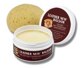 Leather New Balsam 7.5 oz.