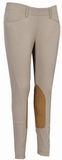 Equine Couture Ladies Coolmax™ Champion Side Zip Breeches with CS2 Bottom