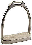 Henri de Rivel SS Fillis Stirrups With Pads