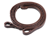Henri De Rivel Pro Extra Long Flat Laced Reins