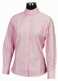 TuffRider Ladies Starter Long Sleeve Show Shirt