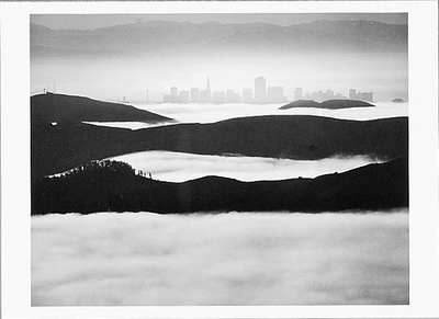 SAN FRANCISCO FROM MOUNT TAMALPIAS