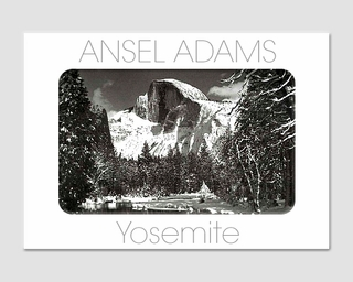 "YOSEMITE - POSTCARD SET (4.25 X 6"")"