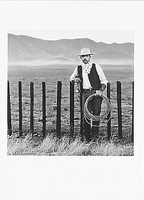 JEREMIAH WATT, SPANISH RANCH, PANOCHE, CA, 1990