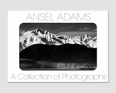 "10 ASSORTED POSTCARDS BY ANSEL ADAMS - A COLLECTION OF PHOTOGRAPHS   (4.25"" x 6"")"