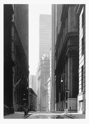 BROAD STREET, NEW YORK CITY, 1949