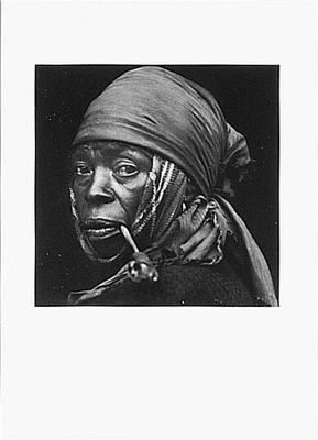 HAITIAN LADY, HAITI, 1984 (OUT OF STOCK)