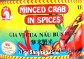 Walong Minced Crab in Spices