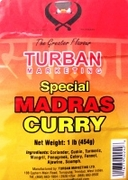 Turban Special Madras Curry Powder