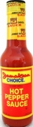 Jamaican Choice Hot Pepper Sauce