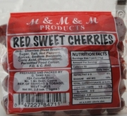M & M & M Red  Pepper Cherries