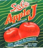 Solo Apple J (case of 24)
