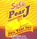 Solo Pear J (Case of 24)