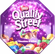 Nestle Quality Street Chocolates & Toffees