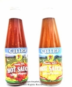 Chief Brand Pepper Sauce
