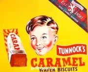 Tunnock's Caramel (Box of 48 Bars)