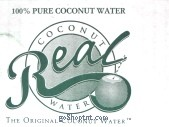 Real Coconut Water (Case of 12)