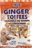 KC Ginger Toffees