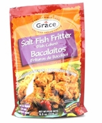 Grace Salt Fish Fritter
