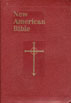 New American Bible Revised Edition, Personal Size - Burgundy Imitation Leather