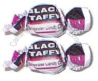 Primrose Black Licorice Taffy Candy