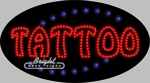 Tatto LED Sign