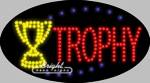 Trophy LED Sign