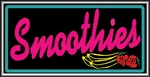 Smoothies Lightbox Sign
