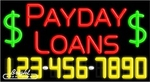Payday Loans Neon w/Phone #