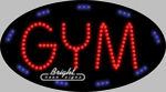 GYM LED Sign