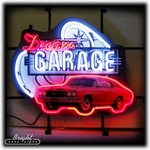 Dream Garage Chevelle Neon Sign
