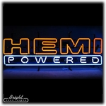 Hemi Powered Neon Sign