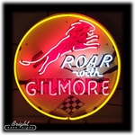 Roar with Gilmore Neon Sign
