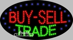 Buy-Sell Trade LED Sign